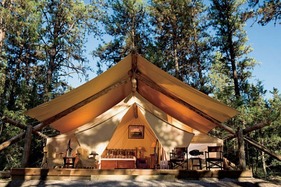 Glamping... The New Camping... (4/6)