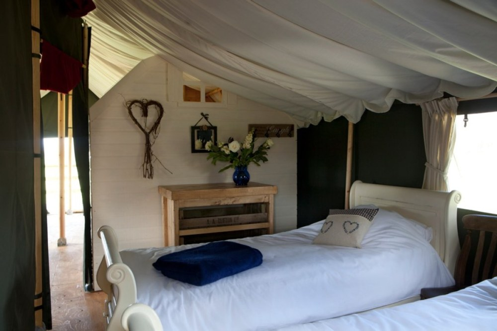 Glamping... The New Camping... (3/6)