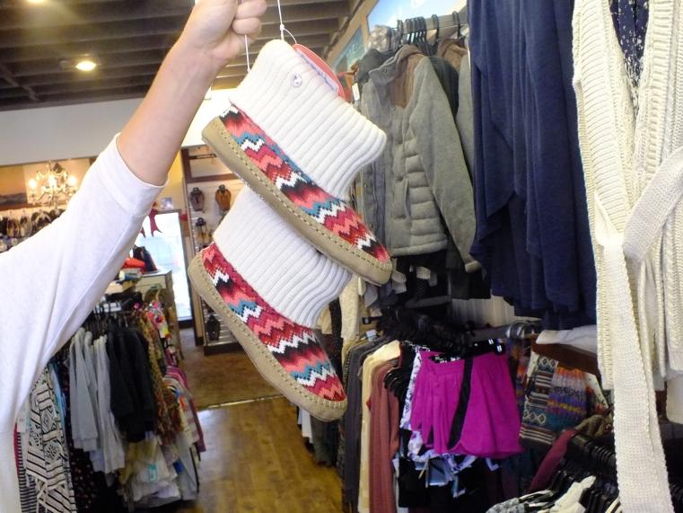 Roxy Macaroon Slippers
