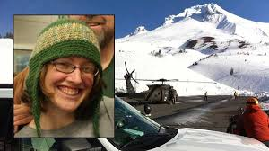 missing hiker mount hood oregon
