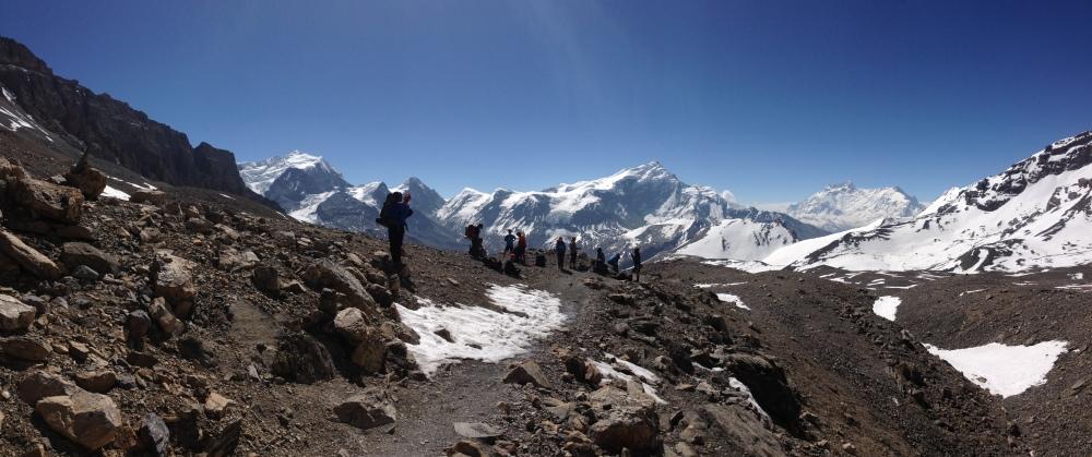 The Himalayas...  (1/6)