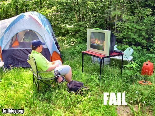 epic fail camping