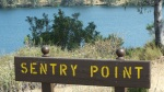 Lake Jennings Sentry Point Pic