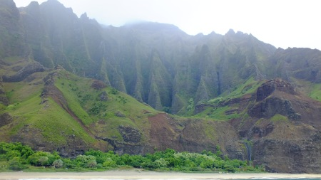 main pic- landscapes of kauai