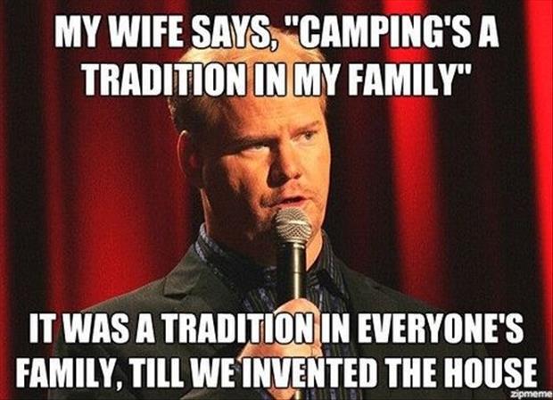 Girly Camping®