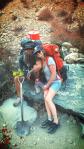 hiking the narrows us