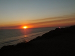san onofre-sunset view