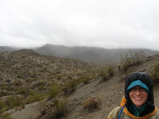 lilia takes a hike