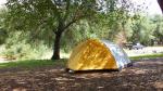 dos picos camping tent