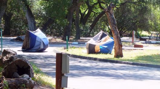 camping fail