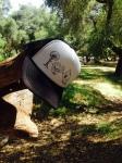 I heart Camping hat