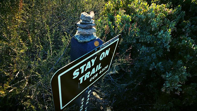 3 hikes. 1 weekend