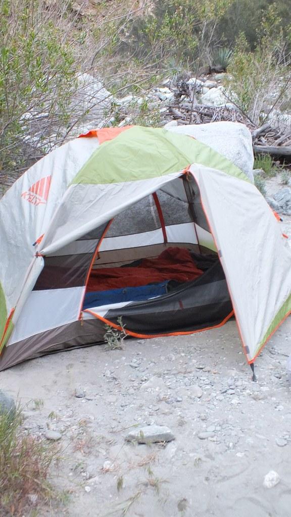 Los Angeles Camping