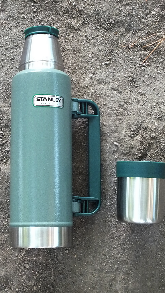 Stanley 25 oz. Vacuum Bottle